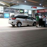 Photo taken at Honda Jakarta Center (PT Imora Motor) by MuharDIKA H. on 8/8/2014