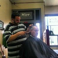 Photo taken at Nice Barbershop by Joshua (JAra) A. on 9/14/2013