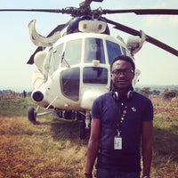 Photo taken at UN Logistics Base Bunia by Adeniyi O. on 3/6/2014