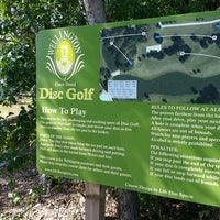 Photo taken at Wellington Disc Golf by Robert N. on 9/2/2013