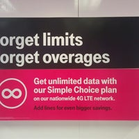 Photo taken at T-Mobile Numero Uno by Nathan B. on 3/27/2014