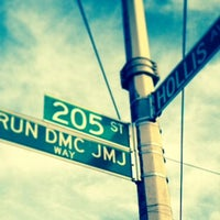 Photo taken at RUN DMC JMJ Way by Big SmooV &. on 6/22/2014