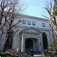 Photo taken at Fukagawa Library by SUKE48 on 2/26/2017