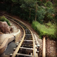 Photo taken at Expedition Everest by Jose T. on 1/30/2013