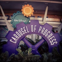 Photo taken at Walt Disney's Carousel of Progress by Jose T. on 10/29/2012