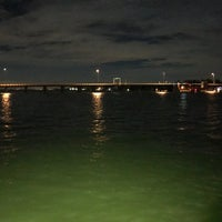 Photo taken at Bradenton Beach City Pier by Mims a. on 1/1/2018