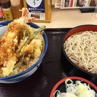 Photo taken at 天丼てんや 新津田沼店 by Hitomi M. on 11/1/2015