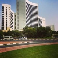 Снимок сделан в Гранд Хаятт Дубай пользователем Nastas'ya M. 1/7/2013