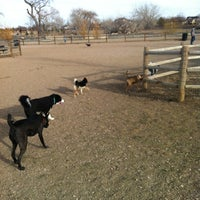 Photo taken at Horsetooth Dog Park by Dan S. on 3/14/2013