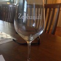 Photo taken at Zephaniah Farm Vineyard by Nkemjika O. on 10/5/2013