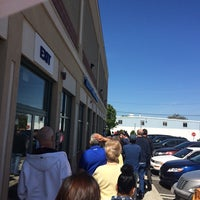 Photo taken at Registry of Motor Vehicles by Alex C. on 5/29/2014