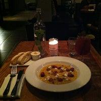 Photo taken at Bar | Kitchen by Carolina R. on 10/31/2012