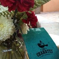 Photo taken at Los Chanates Cafe Restaurant by Carolina R. on 9/22/2014