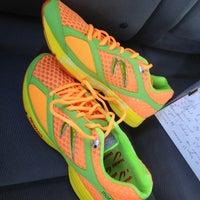 Photo taken at Suncoast Running by Hattycakes H. on 4/18/2013