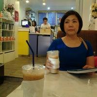 Photo taken at Caffè D'oro by Lek J. on 2/24/2014
