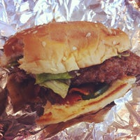 Photo taken at Five Guys by Shannon D. on 1/26/2013