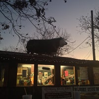 Photo taken at Hickory Stick BBQ by Laurie H. on 12/1/2012
