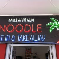 Photo taken at Malaysian Noodles House by Russell D. on 10/13/2012