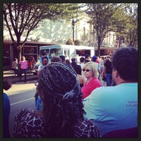 Photo taken at StrEAT Food Cart Festival by Dnomyar M. on 8/11/2013