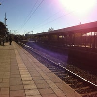 Photo taken at S Kirchseeon by Hendrik on 10/31/2012