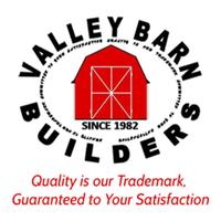 Photo taken at Valley Barn Builders TN by Valley Barn B. on 7/14/2016