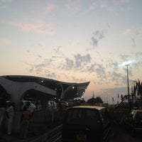 Photo taken at Goa International Airport / Dabolim Airport (GOI) by Sasha W. on 2/12/2013