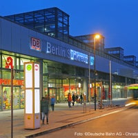 bahnhof berlin s dkreuz train station in sch neberg. Black Bedroom Furniture Sets. Home Design Ideas
