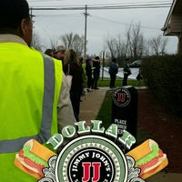 Photo taken at Jimmy John's by Big Pak on 4/21/2016