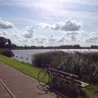 Photo taken at Amsterdam-Zuidoost by Andy .. on 8/24/2014