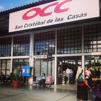 Photo taken at Terminal de Autobuses OCC by Katrin L. on 10/17/2013