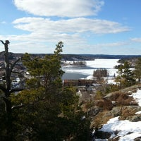 Photo taken at Gammelgården by Margrethe G. on 3/25/2013