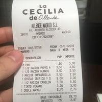Foto tomada en La Cecilia de Allende por David N. el 1/5/2018
