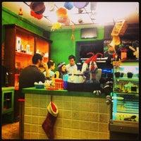 Снимок сделан в Кофе на кухне пользователем Olya K. 1/7/2013