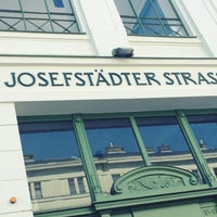 Photo taken at U Josefstädter Straße by Veronika 🐱 K. on 7/7/2014