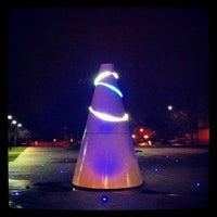 Снимок сделан в Warwick Arts Centre пользователем Steve Stylusboy 12/22/2012