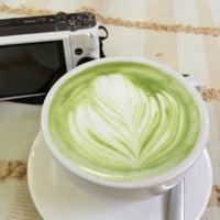 Photo taken at Bualuang Studio Cafe by pan🐰 on 12/10/2014