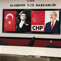 2/8/2018にHüseyin S.がALASEHİR CHP LOKALİで撮った写真