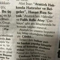 1/3/2018にHüseyin S.がALASEHİR CHP LOKALİで撮った写真