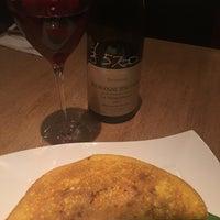 Photo taken at pasta&wine 勝どきMIKI by Sawa T. on 7/26/2016
