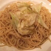 Photo taken at pasta&wine 勝どきMIKI by Sawa T. on 7/6/2016