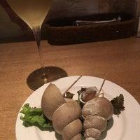 Photo taken at pasta&wine 勝どきMIKI by Sawa T. on 6/27/2016
