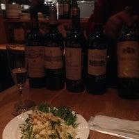 Photo taken at pasta&wine 勝どきMIKI by Sawa T. on 1/18/2016