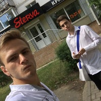 """Photo taken at Салон красоты """"Sterva"""" by D E M O N 😈 on 7/21/2016"""