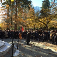 Photo taken at Japanese Canadian War Memoral by Yamo C. on 11/11/2014