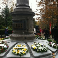 Photo taken at Japanese Canadian War Memoral by Yamo C. on 11/11/2012