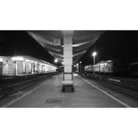 Photo taken at Stazione Vercelli by Thomas R. on 8/31/2013