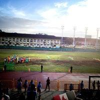 Photo taken at Cebu City Sports Center by Chel O. on 2/9/2013