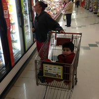 Photo taken at Super Stop & Shop by Adrian😚 M. on 1/27/2013