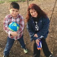 Photo taken at Mckinley Elementary by Adrian😚 M. on 3/27/2016