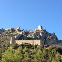 Photo taken at Saint Hilarion Castle by Ilya M. on 9/15/2012